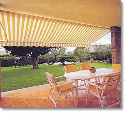 Great Retracting Awnings Are Taking The Upscale Home Market By Storm. Adding One  Adds To The Value Of Any Home While Adding Cool, Pleasant Shade To