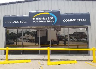 Houston Awning Company Servicing West University River Oaks Memorial Area Downtown And More